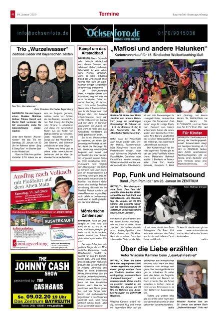 2020-01-19 Bayreuther Sonntagszeitung