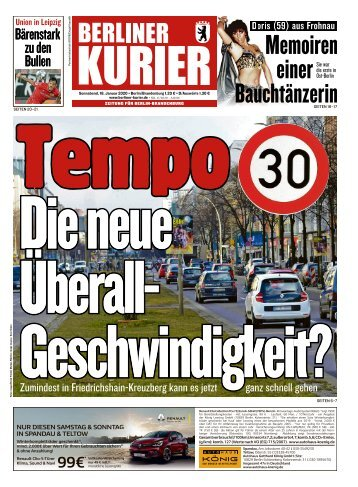 Berliner Kurier 18.01.2020