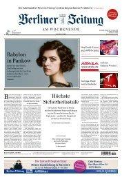 Berliner Zeitung 18.01.2020