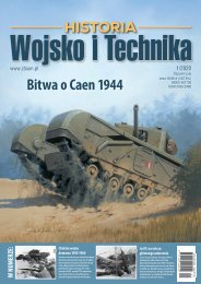 Wojsko i Technika Historia 1/2020 promo