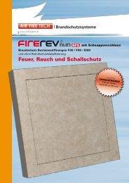Brandschutzsysteme - AIR FIRE TECH