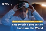 Battle Creek STEM Innovation Center Brochure - 2020
