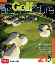 Golf Architecture #21 2019