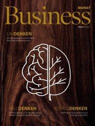 Business Monat Holz 2020