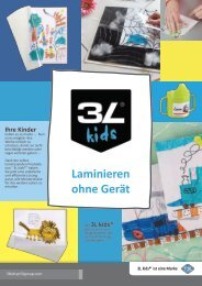3L Kids Brochure DE