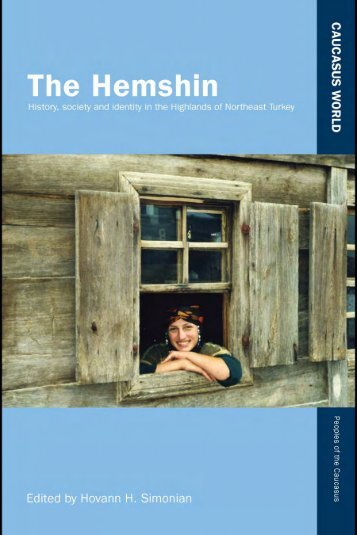 The Hemshin: History, Society and Identity in the Highlands of ...