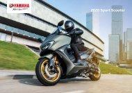 2020 Yamaha Sport Roller