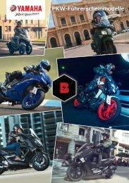 2020 Yamaha Zweirad fahren mit Autoführerschein