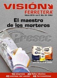 Revista Vision Ferretera Edic 23