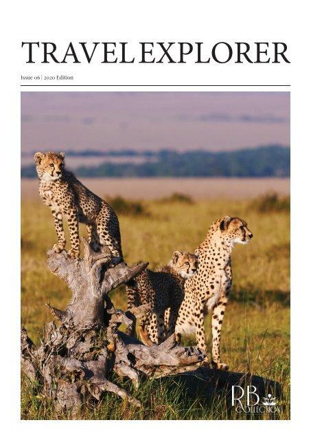 Travel Explorer Magazine Issue 6 2020 Edition