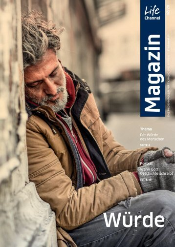Life Channel Magazin Februar 2020