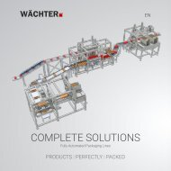 Complete Solutions for end-of-line-packaging