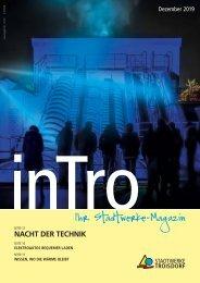 InTro - Ihr Stadtwerke-Magazin, Ausgabe 04-2019