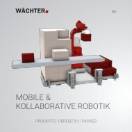 Mobile & Kollaborative Robotik