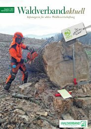 Waldverband Aktuell - Ausgabe 2020-01
