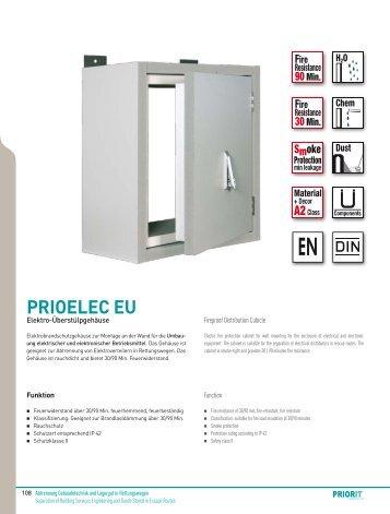 PRIOELEC EU - Priorit