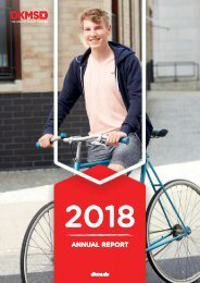 DKMS Annual Report 2018