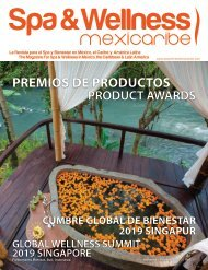 Spa & Wellness MexiCaribe Winter 2019/20