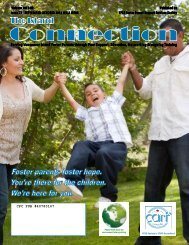 September-October FALL 2011 Issue - Foster Parents Support ...