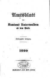 Amtsblatt 1920