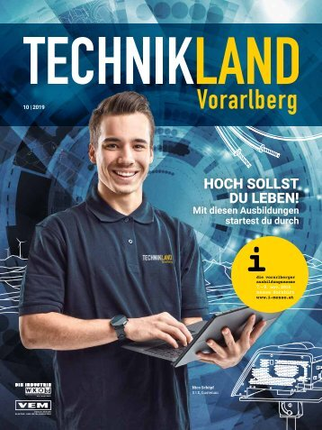 TECHNIKLAND Vorarlberg 10/2019