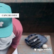 Lookbook Caps & Beanies
