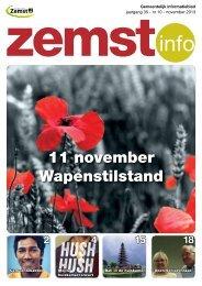 Zemst Info - november 2013