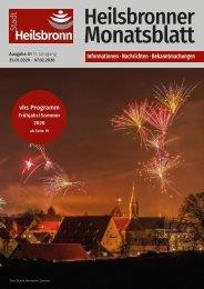 Monatsblatt Heilsbronn - Januar 2020