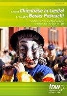 Fahrplan Extrazuege der Basler Fasnacht 2020 - Page 6