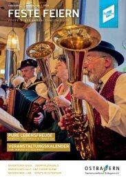 Feste feiern: Feste & Veranstaltungen 2020