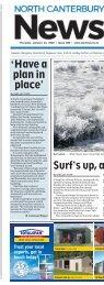 North Canterbury News: January 23, 2020