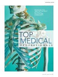 Top Medical Professionals 2020