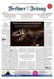 Berliner Zeitung 22.01.2020