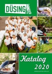 Düsing Gartenmarkt - Katalog 2020