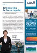 Messemagazin & Katalog | all about automation friedrichshafen - Page 3