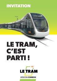 Séance d'information pour le tronçon entre le boulevard d'Avroy et l'Opéra