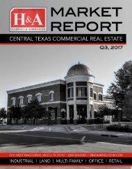 Quarterly Market Report: Q3 2017