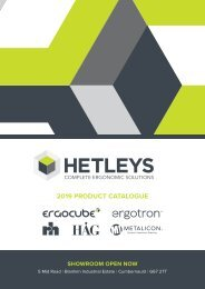 Hetleys Brochure