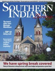 Southern Indiana Living MarApr 2014