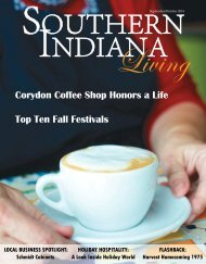 Southern Indiana Living SeptOct 2014