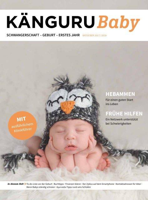 KÄNGURU Baby 2017/2018