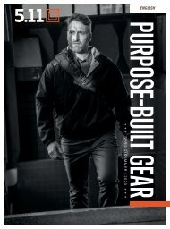 5.11 Tactical - Spring/Summer - English Corporate - Euro