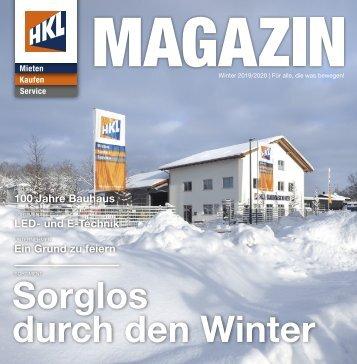 HKL MIETPARK MAGAZIN | Winter 2019/2020