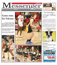 Westside Messenger - January 26th, 2020