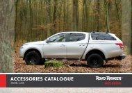 Road Ranger Mitsubishi L200 Pick-Up Hardtop Catalogue