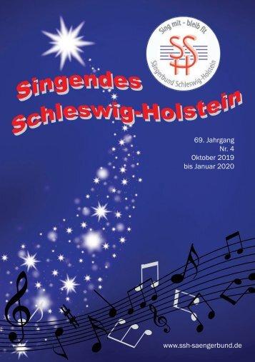 Singendes Schleswig-Holstein 04/2019