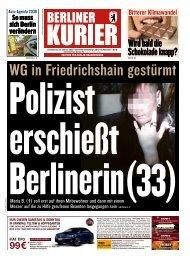 Berliner Kurier 25.01.2020