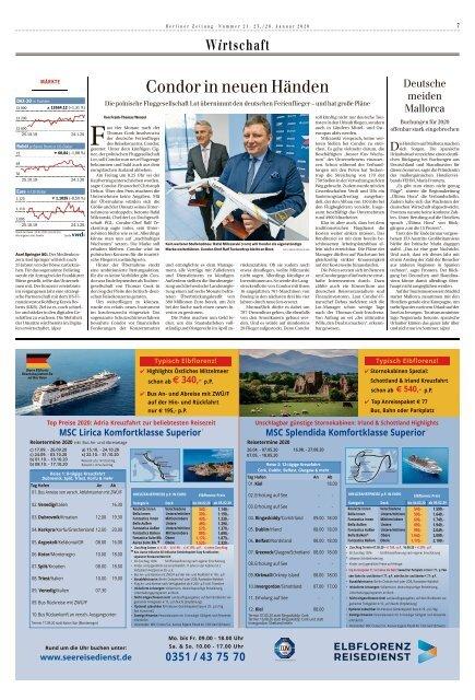 Berliner Zeitung 25.01.2020