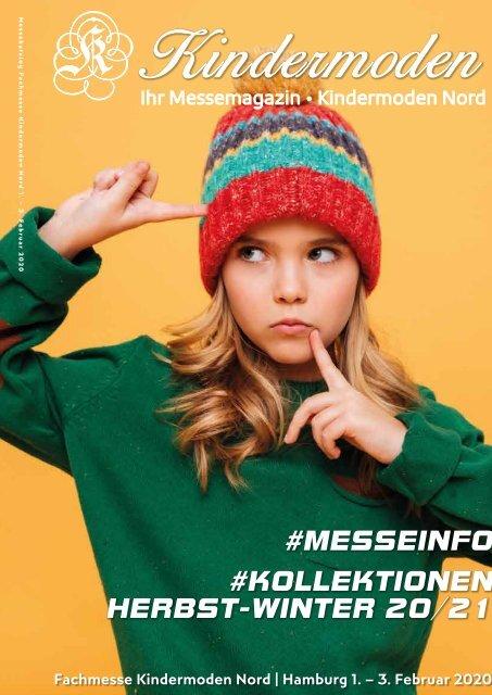 Kindermoden Nord Messemagazin Februar 2020