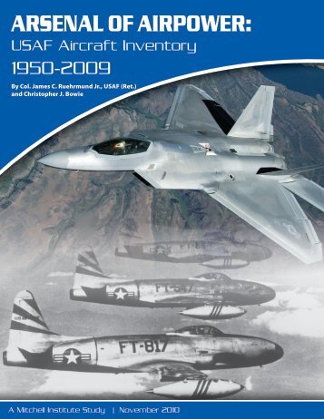 ARSENAL OF AIRPOWER: - Air Force Association